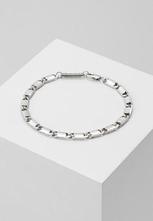 CARLTON BRACELET - Armband - silver-coloured