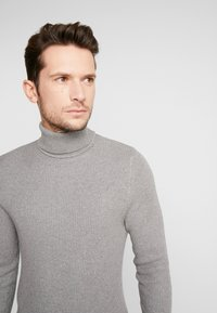 Pier One - Pullover - mottled grey - 5