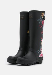 Tom Joule - WELLY PRINT - Wellies - black - 2