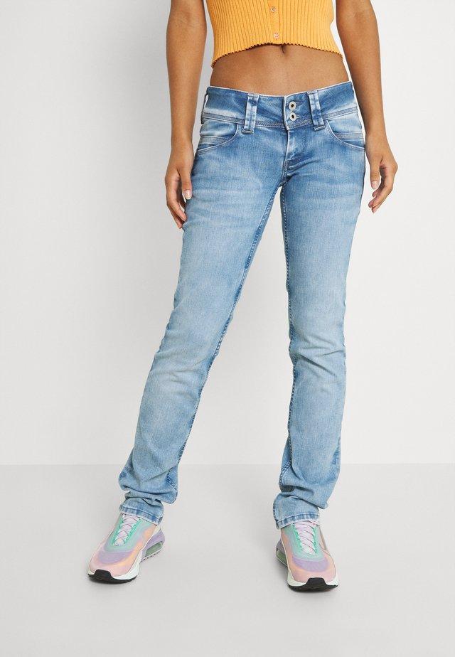 VENUS - Slim fit jeans - light wiser