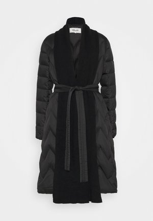 MALENI - Down coat - black