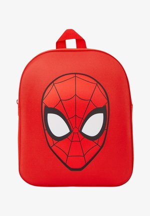 SPIDER-MAN - Rucksack - red
