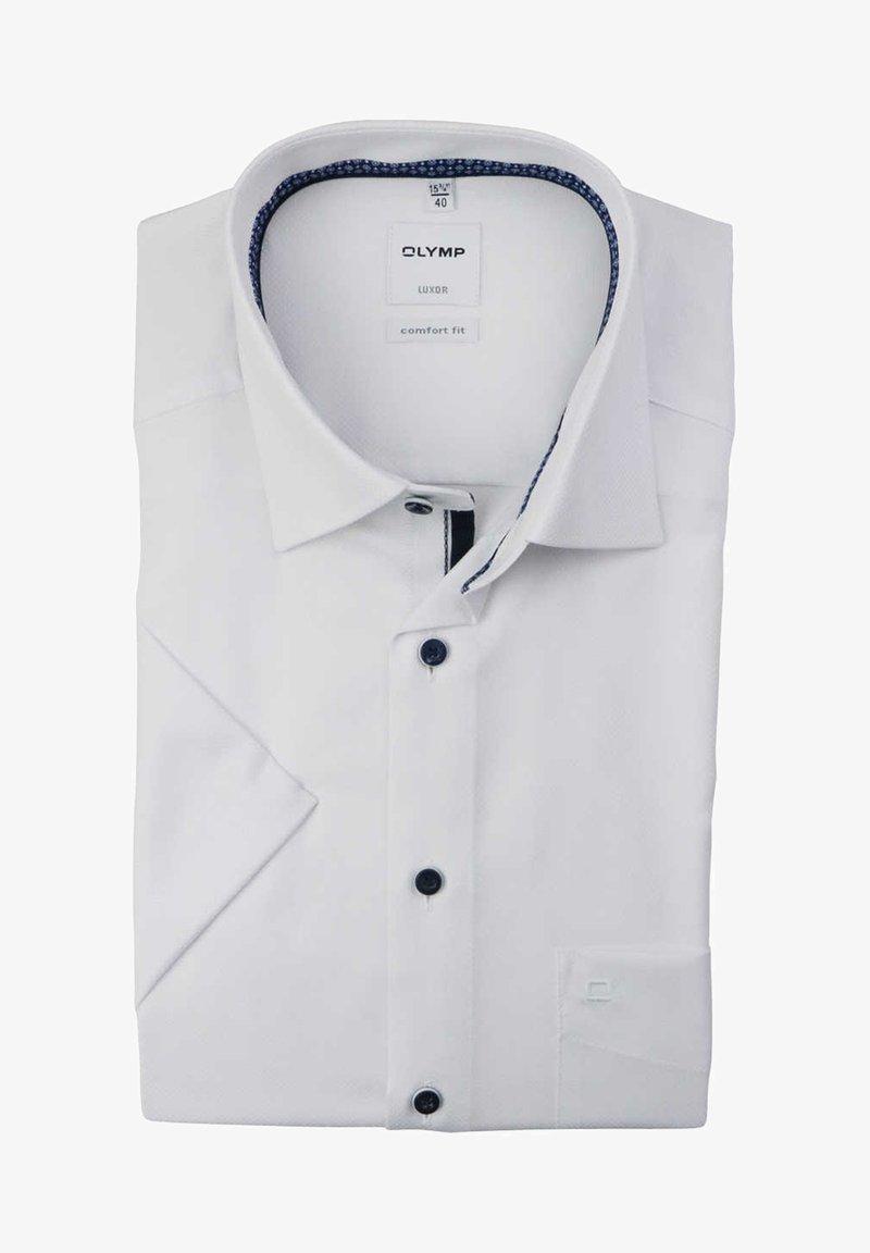 OLYMP - COMFORT FIT - Shirt - weiß