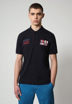 EULA - Polo shirt - blu marine