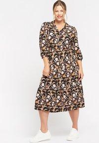 LolaLiza - Maxi dress - ocher - 1