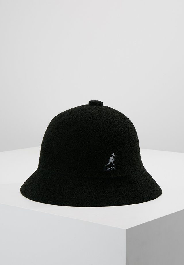 BERMUDA CASUAL - Cappello - black
