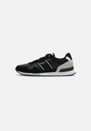 CROSS 4 COURT - Sneakersy niskie - black