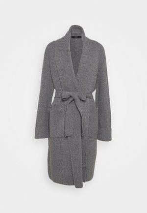 AGAMIA - Cardigan - light grey