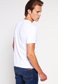 James Perse - CREW NECK - T-shirt basic - white - 2