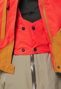 O'Neill - ORIGINAL ANORAK - Hardshell jacket - fiery red - 4