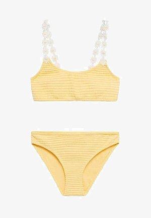 RITA - Bikini - jaune pastel