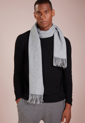 SCARF - Szal - light grey