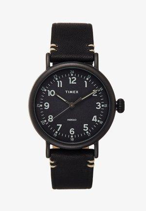 STANDARD - Horloge - black