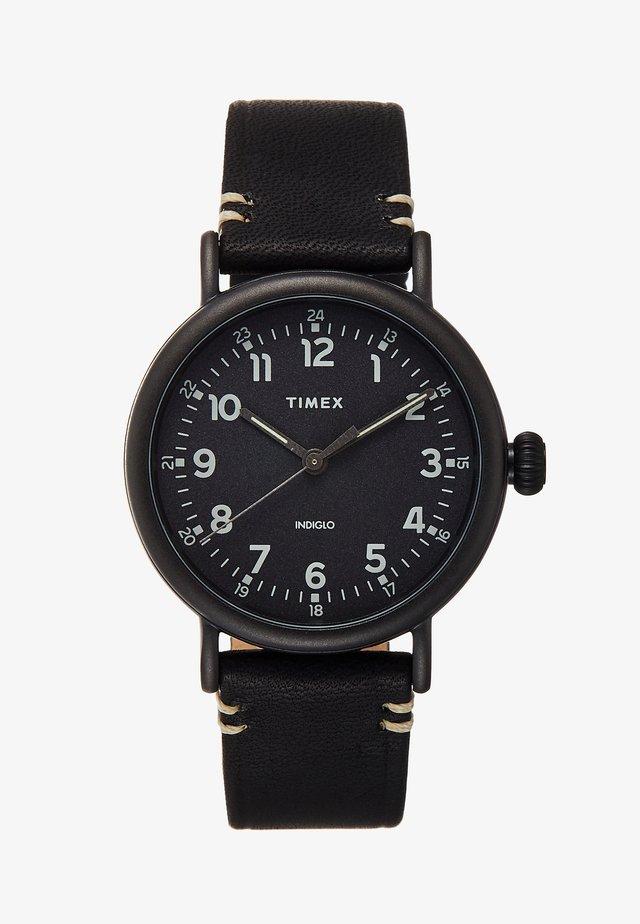 STANDARD - Watch - black