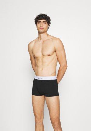 SMALL SIGNATURE ESSENTIAL BRIEFS 3 PACK - Panties - black