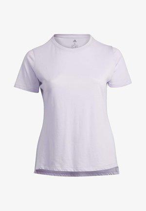 GO TO T-SHIRT - T-shirt imprimé - purple