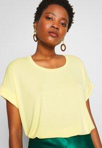 Culture - KAJSA - Camiseta básica - double cream - 3
