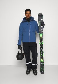 Salomon - HIGHLAND - Veste de ski - dark denim - 1