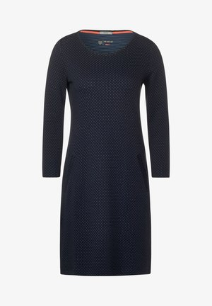 MIT MUSTER - Day dress - blau