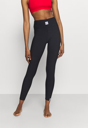 VENTURE - Leggings - black