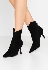 RAID - KAISON - High heeled ankle boots - black - 0
