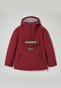 Napapijri - RAINFOREST POCKET - Light jacket - vint amaranth - 6