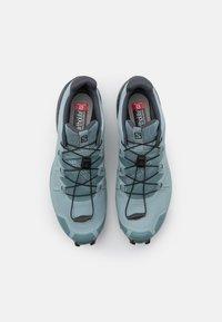 Salomon - SPEEDCROSS 5 GTX - Trail running shoes - slate/trooper/ebony - 3