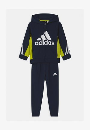 SET UNISEX - Trainingsanzug - collegiate navy