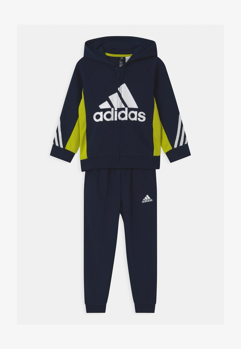 adidas Performance - SET UNISEX - Tracksuit - collegiate navy