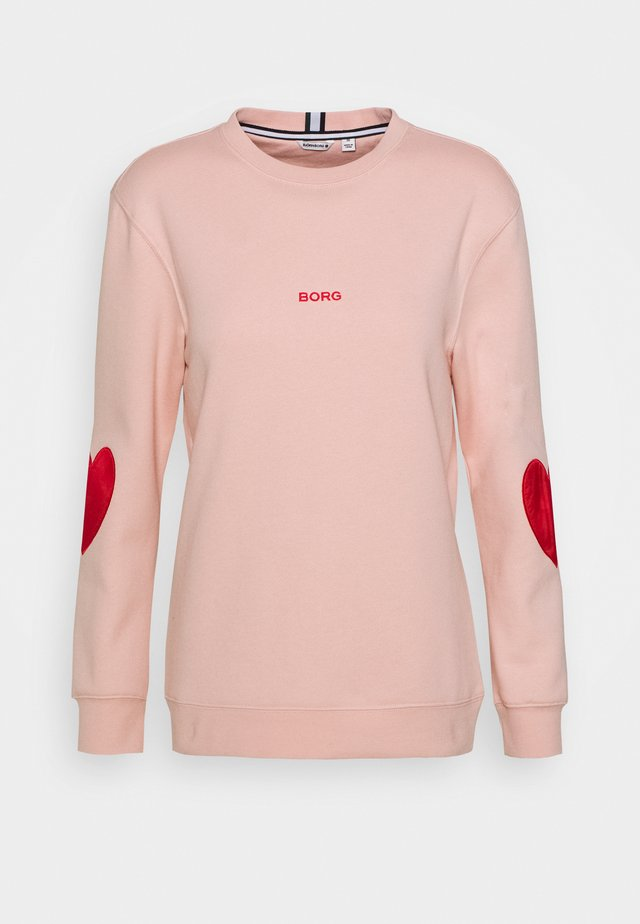 MARIA CREW - Sweater - lotus