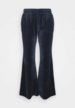 ROXANNA TROUSERS - Spodnie materiałowe - navy
