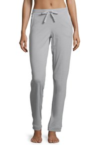 Schiesser - Pyjama bottoms - grau - 0