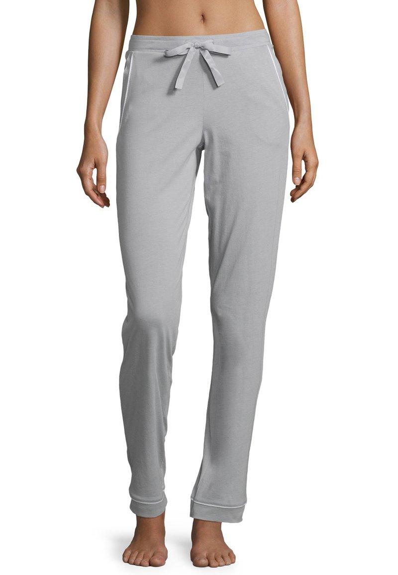 Schiesser - Pyjama bottoms - grau