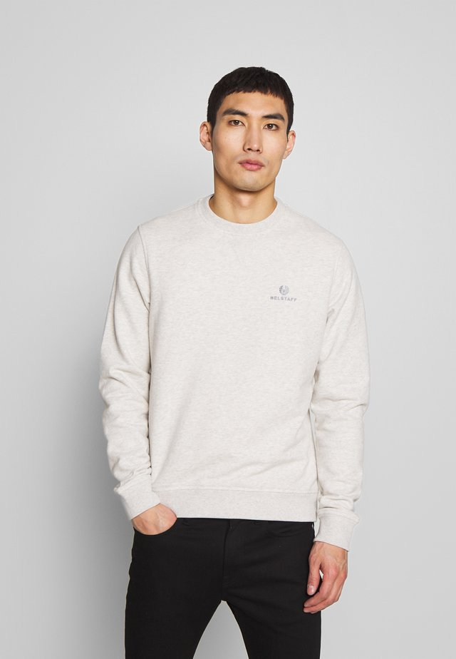 Sweatshirt - heather grey melange