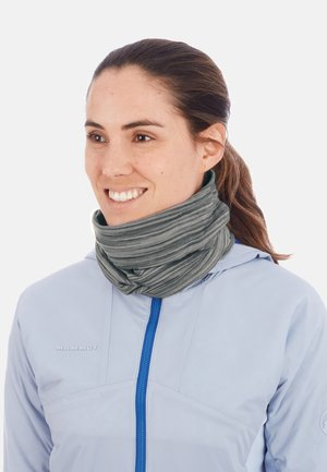 MERINO NECK - Snood - grey