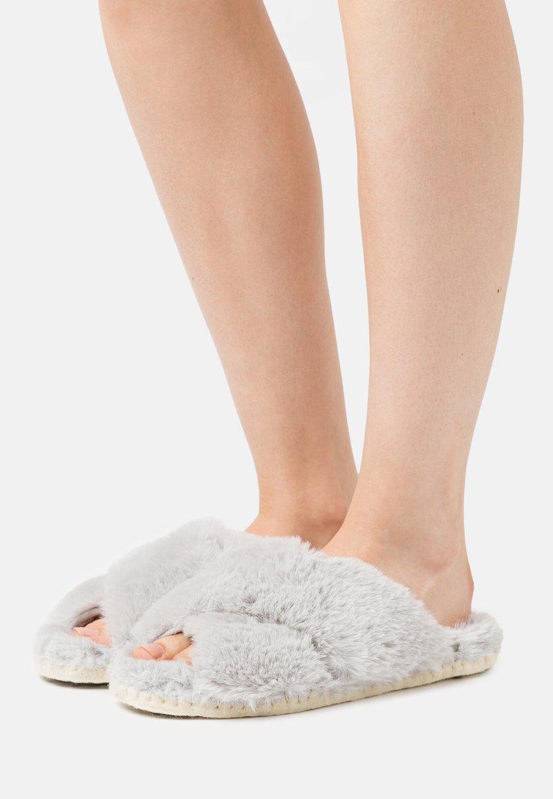 Copenhagen Shoes - ISABEL - Mules - grey