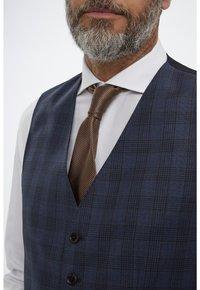 Van Gils - Suit waistcoat - blue - 3