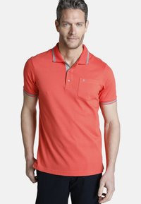 Charles Colby - RHYS - Polo shirt - red - 0