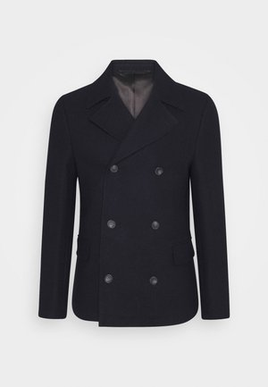 PEA COAT - Summer jacket - dark blue