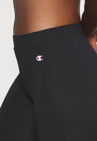 Champion - ESSENTIAL - Leggings - black - 4