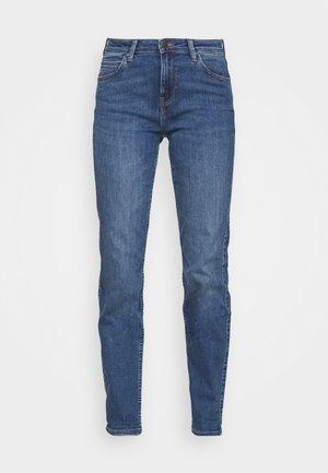 MARION - Straight leg jeans - blue denim