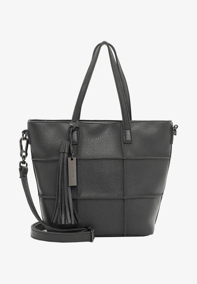 AMEY - Tote bag - darkgrey