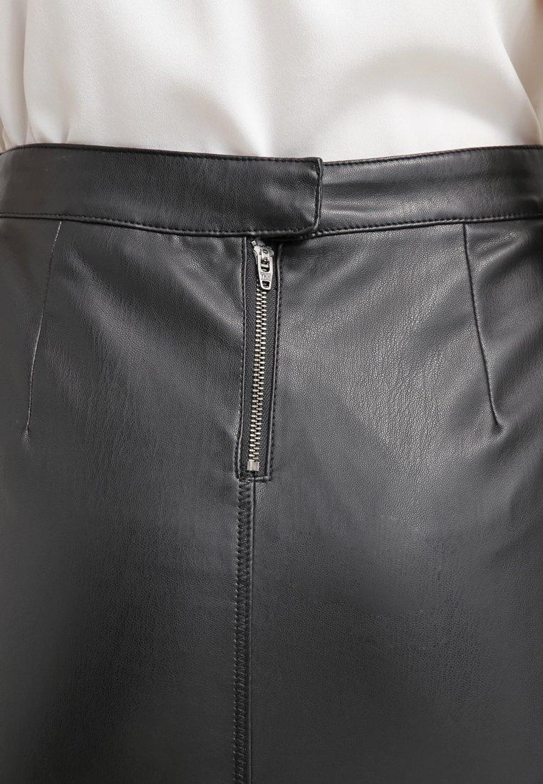 Femme VIPEN - Jupe crayon - black
