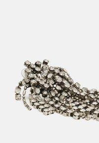 DANNIJO - CECILE EARRINGS - Örhänge - silver-coloured - 3