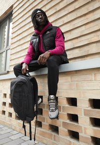 adidas Performance - SPORTSWEAR AEROREADY PANTS - Teplákové kalhoty - black - 4