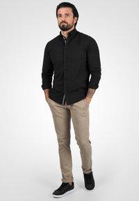Solid - ALLI - Shirt - black - 1