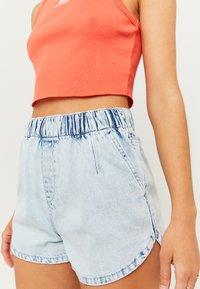 TALLY WEiJL - Denim shorts - blu - 3