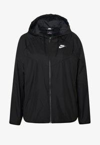 Nike Sportswear - PLUS - Summer jacket - black - 3