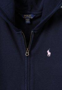 Polo Ralph Lauren - DRAPEY HOODIE - Huvtröja med dragkedja - french navy - 4