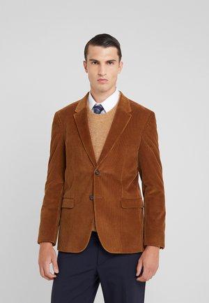 HERMAN - Suit jacket - cognac